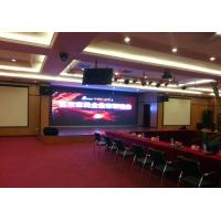 Wholesale P4.81mm Conference Concerts stage background led display Rental , Ultra Thin from china suppliers