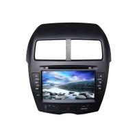 Wholesale In car audio stereo MITSUBISHI Navigator with screen gps bluetooth Mitsubishi ASX / Citroen from china suppliers