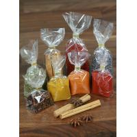 Wholesale Snack Food OPP Square / Block Bottom Bags , Side Gusset Bag from china suppliers