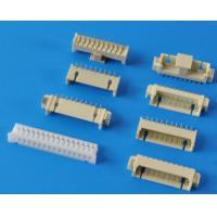 Wholesale Tin Plated PCB SMT Header Connector Right Angle Type 1.25mm Pitch PA66 Housing from china suppliers
