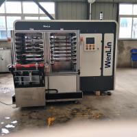 Wholesale Automatic Transfer laminated plastic card maker machine PLC control High Productivity from china suppliers