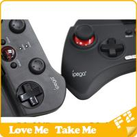 Quality Hot ipega 9025 bluetooth game controller game pad for iPad iPhone Moto HTC Samsung Android Tablet PC Bluetooth 3.0 for sale