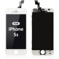 Wholesale No Dot Iphone 5s Broken Glass Repair Replacement Assembly , Glass Material from china suppliers