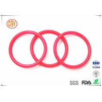 Buy cheap Red NBR O Ring For Auto Parts Oil Resistance And Abrasion Resistance from wholesalers