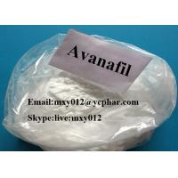 Wholesale Androgen Drug Sex Enhancement Steroids Avanafil CAS 330784-47-9 from china suppliers