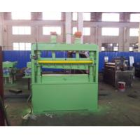 Wholesale Simple Galvanized Steel Slitting Lines , High Speed Cut To Length Steel Slitting Machine from china suppliers