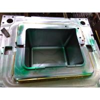 Wholesale Plastic Injection mould carry plastic shopping basket or household storeage compartment from china suppliers