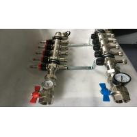 Wholesale House Water Manifold With Stainless Steel 304 Manual Tempertyre Control Device from china suppliers