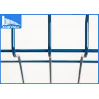 Wholesale Heavy Welded Wire 3D Fence Panel With Metal Clips , 2.5-3m Length from china suppliers