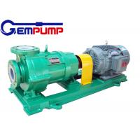 Buy cheap Paper / Textile  industry Chemical Centrifugal Pump 1450 r/min from wholesalers
