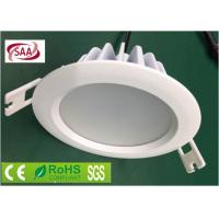 Wholesale SMD 2835 Bathroom LED Downlights IP65 Recessed Downlight 12W 93 LM/W from china suppliers