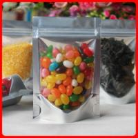 Wholesale PE AL PET Glossy Surface Sealed Resealable Plastic Bags 200g 250g 500g from china suppliers