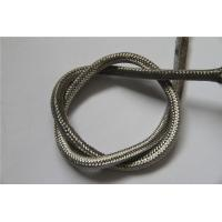 Wholesale Braided Gland Packing, Reinforced Graphite Packing With SS Cover from china suppliers