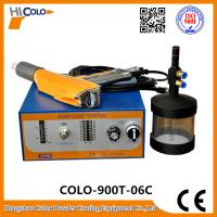 Wholesale Small Lab Powder Coating Guns  With 500ml Powder Cup (colo-900t-c) from china suppliers
