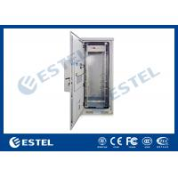 Wholesale Outdoor Rack Mount Enclosure Street Cabinets Telecoms For Transmission Switching Station from china suppliers