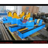 Wholesale 20Ton Pipe Roller Stands / Tube Testing Welding Turning Rolls for Energy Industry from china suppliers