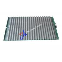 Wholesale 1070*570mm Rock Shaker Screen With 2 or 3 Layers Mesh For Liner Vibratory Screen from china suppliers