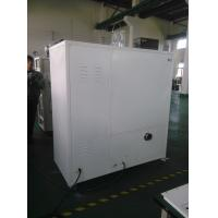 Quality Carbon Steel Smoke Density Test Apparatus , Integrated Design Grey NBS Smoke Chamber for sale
