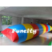 Wholesale 0.9MM PVC Tarpaulin Inflatable Water Blob for Aqua Park from china suppliers