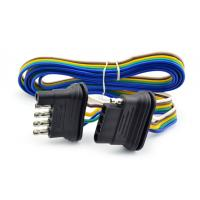 China 5 Way Trailer Wire Kit 12 volt for basic lighting on sale