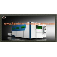 Wholesale Water Cooling Fibre Optic Laser Cutting Machines With Auto Feeding Shuttle Table from china suppliers