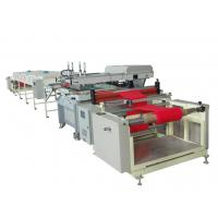 Wholesale 40Kw Double Color Non Woven Bag Making Machine Ensure Precision Printing from china suppliers