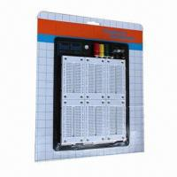 Buy cheap 1620 Tie-point Solderless Breadboard with 4-binding Post and Back Plate  from wholesalers