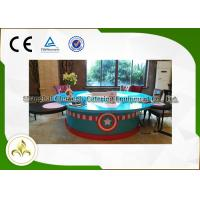 Wholesale Japanese Hibachi Grill Table Stainless Steel 304 / Alloy Steel Material from china suppliers