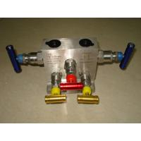 Quality Single Flang Five Manifolds Electric Valve Actuator For Natural Gas Station for sale