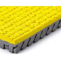 Wholesale All Weather 13mm Rubber Gym Flooring Prefabricated Athletic Running Track from china suppliers