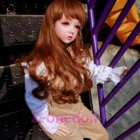 Wholesale Lovable dolls little girl Z-onedoll heatd love doll 111cm doll silicone real sex from china suppliers