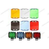 Wholesale Multi Color Automotive Lighting Accessories 3'' 6 '' Black Amber LED Light Bar Cover from china suppliers