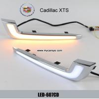 Wholesale Cadillac XTS DRL LED Daytime driving Lights auto front light retrofit from china suppliers