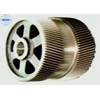 Wholesale Machined Industrial Stainless Steel / Brass Double Helical Gear High Precision from china suppliers