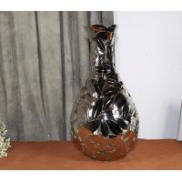 Buy cheap stainless steel vase,stainless steel pot,stainless steel planter from wholesalers