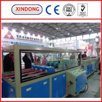 Wholesale high speed PVC pipe production line from china suppliers