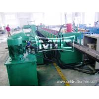 Wholesale 2-Waves Crash Barrier Forming Machine from china suppliers