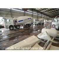 Wholesale Mixer Tank semi trailer / Volume Concrete Mixer Truck  With 6 * 4 Drive System from china suppliers