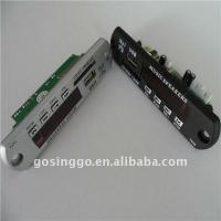 China usb sd mp3 player module on sale