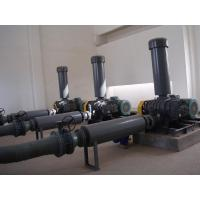 Wholesale High Speed Air Roots Blower Vertical Type 1000mmAq - 10000mmAq Pressure from china suppliers