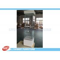 Wholesale Glass Door Wood Display Cabinets from china suppliers
