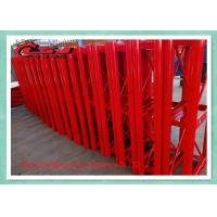 Quality High Efficiency Construction Material Hoist , Material Lift For Construction Site for sale