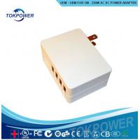 Wholesale Mutil Plug Universal USB Power Adapter 20W / Digital Power Adapter 5V 4A from china suppliers