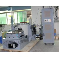 Wholesale Horizontal Vibration Lab Equipment , Vibration Test System With 51Mm Displacement from china suppliers