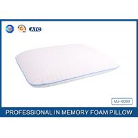Buy cheap White Tencel Antimicrobial Ventilated Traditional Memory Foam Pillow from wholesalers