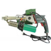 Wholesale Hand held Plastic Extrusion welder with METABO motor and LEISTER hot air gun from china suppliers