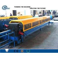 Wholesale Tube Roll Former Downpipe Roll Forming Machine With Double Head Decoiler from china suppliers