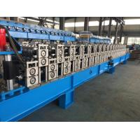 Wholesale Corrugated Sheet Roll Forming Machine , Metal Roofing Forming Machine By Chain from china suppliers