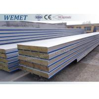 Wholesale Old type rock wool fire proof insulated roof panel 960mm from china suppliers