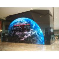 Wholesale Ultra Thin indoor Full Color High refresh rate efficient  easy install different size  transparent Glass Led display from china suppliers